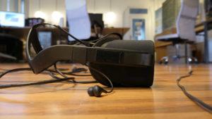 Oculus Rift Earphones