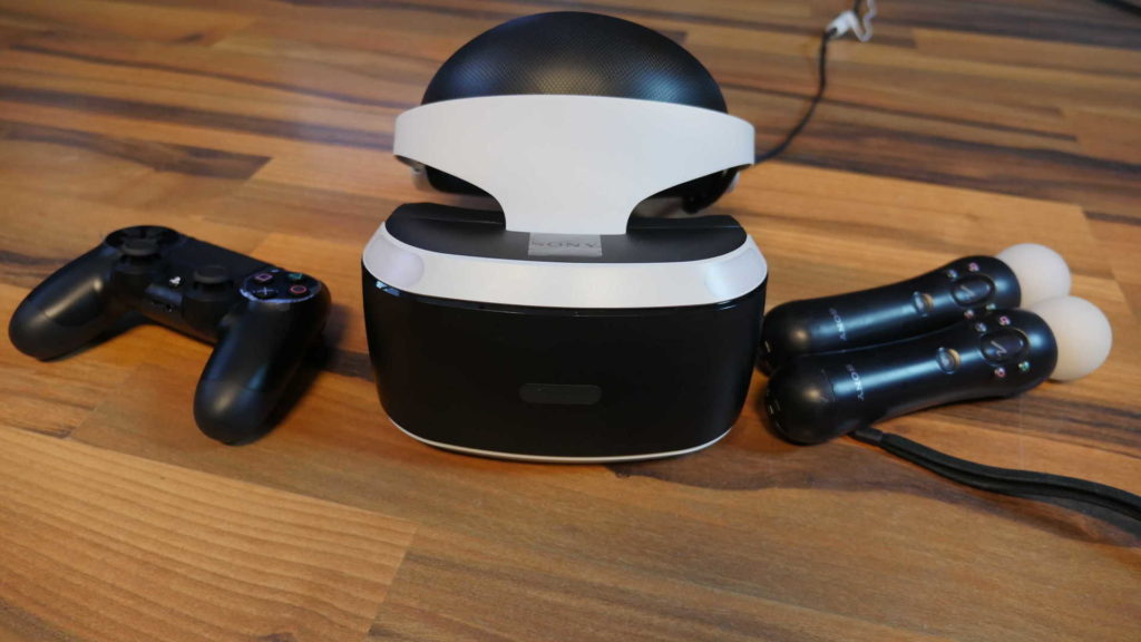 PlayStation VR Controller