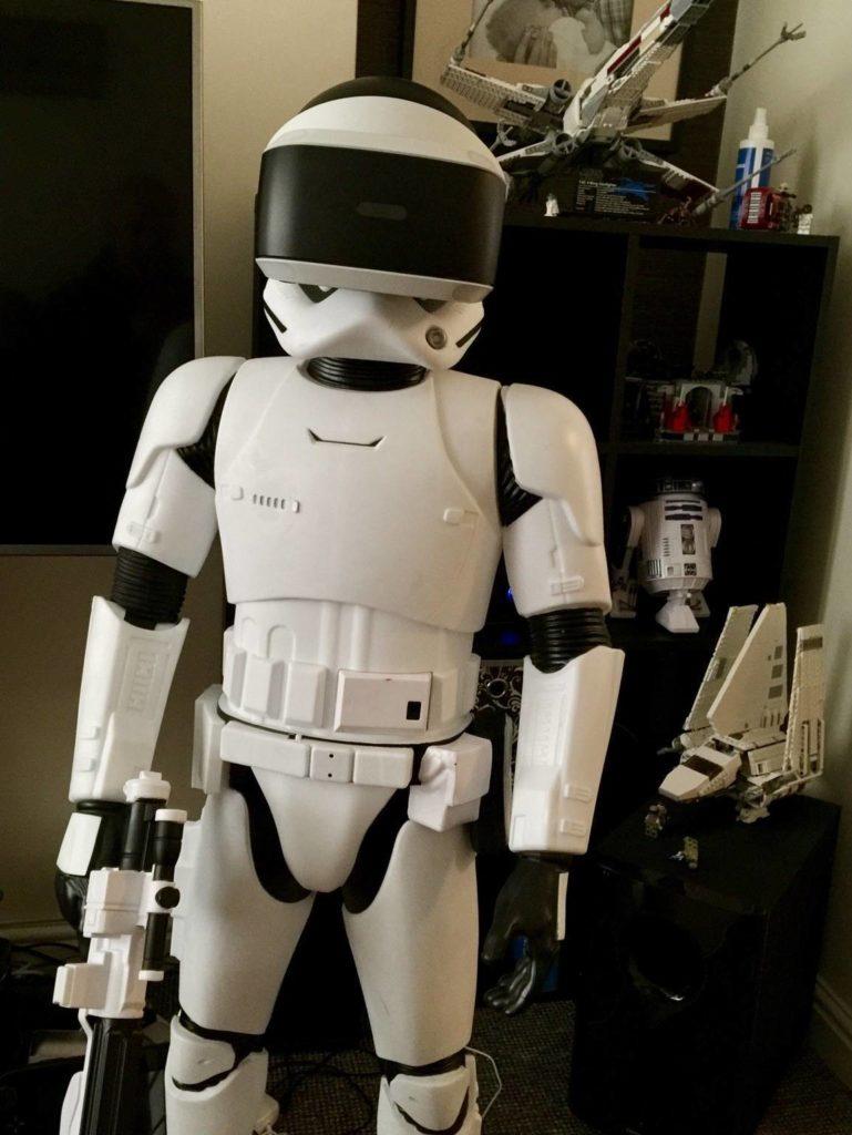 stormtrooper PSVR