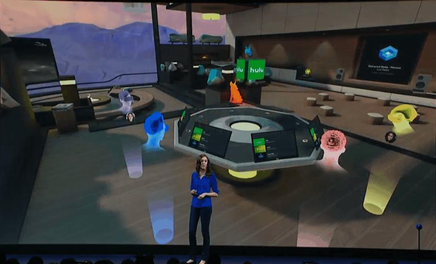 Multiplayer Mini Games VR Avatare
