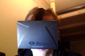 Dev Kit Oculus