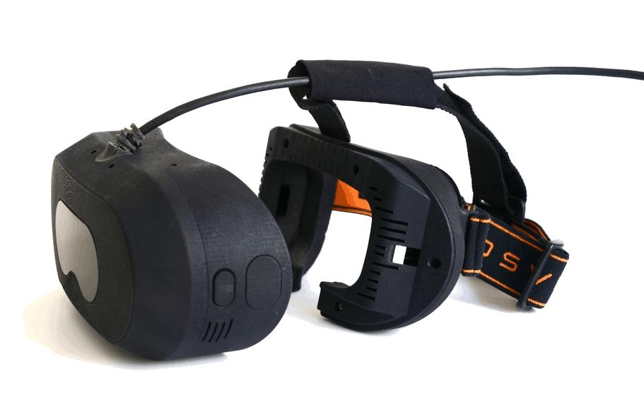 Goggles for Public VR 2