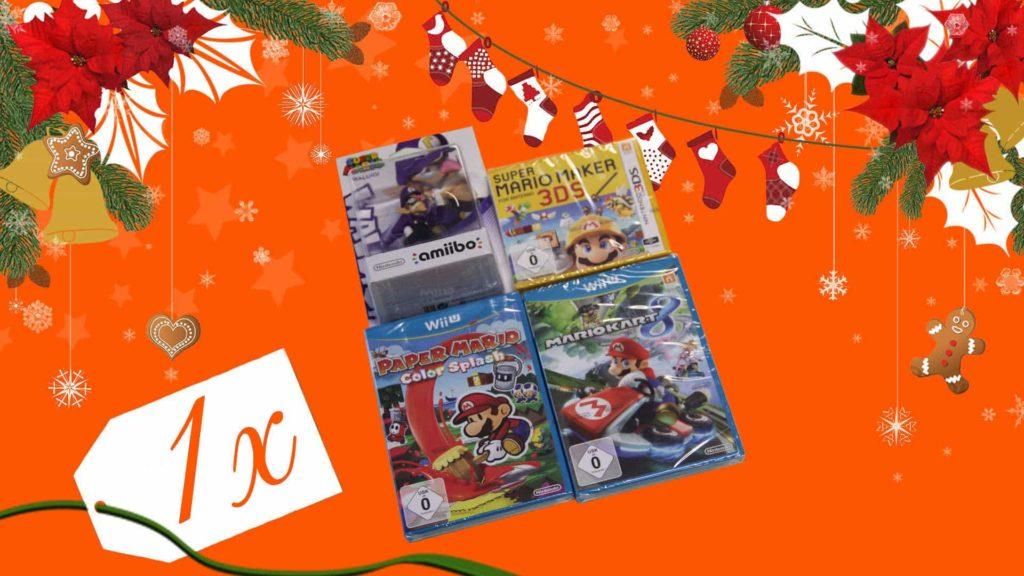 Türchen 15 Mario-Package