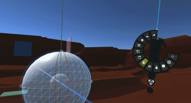 Unity Editor VR