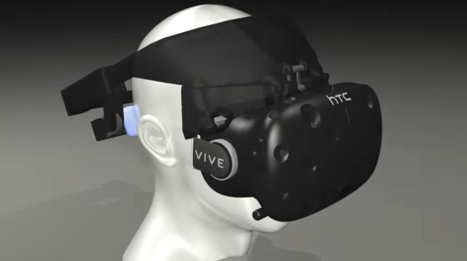 Mehr Tragekompfort für die HTC Vive revolve