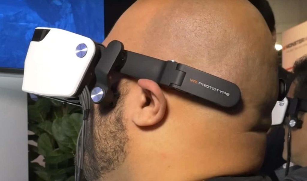 Panasonic VR 2