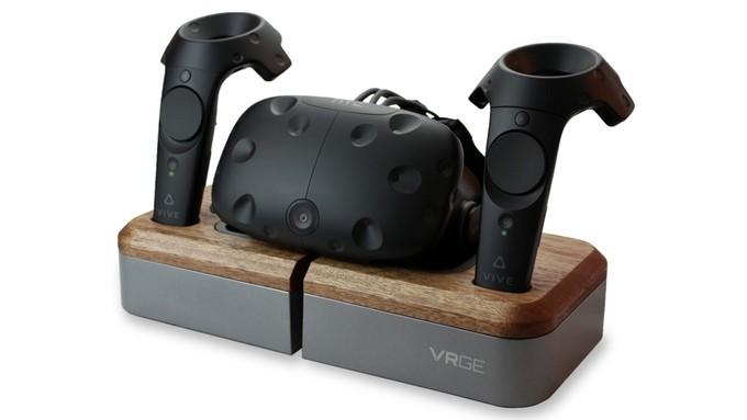 VRGE VR Dock