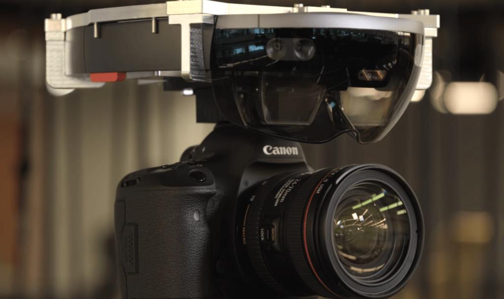 Mixed Reality Aufnahmen mit der HoloLens