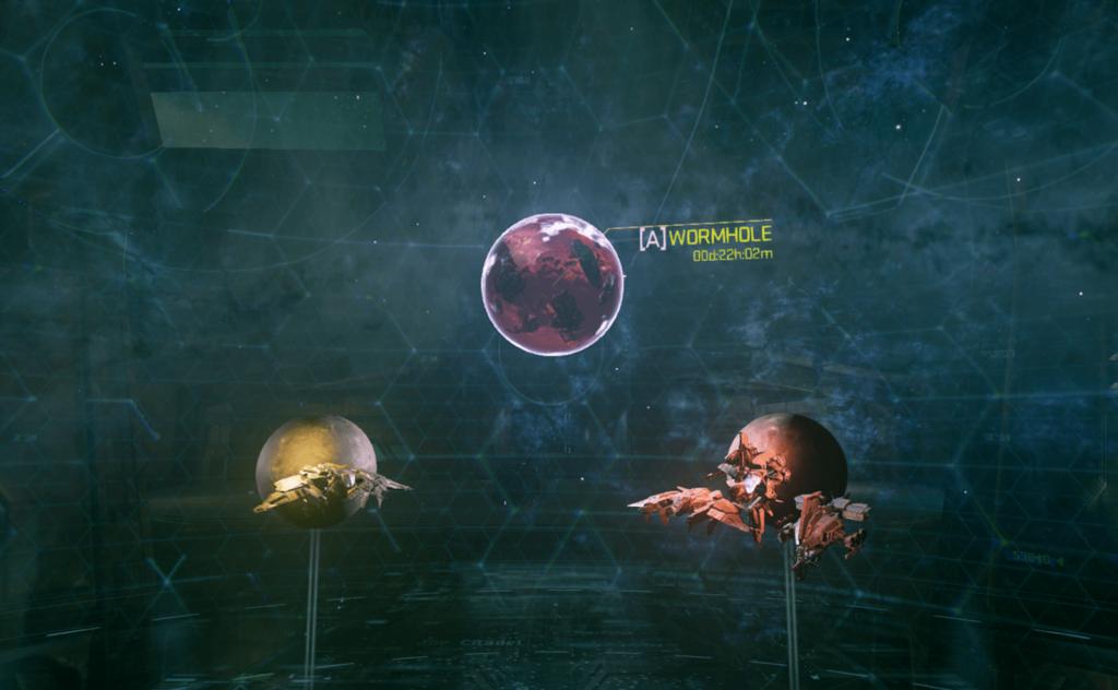 Neuer Spielmodus Wormhole