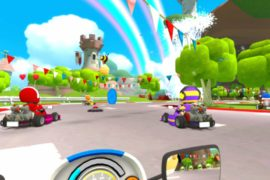 VR Karts für PSVR