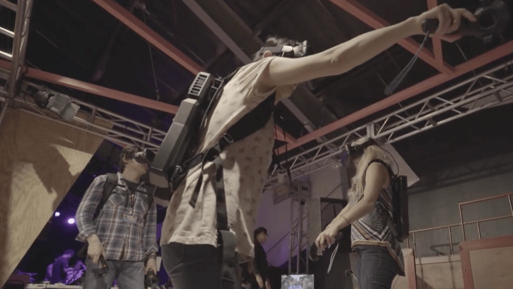 HTC Vive, 4 Personen parallel