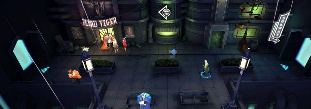 Gear VR Spiel wie XCOM