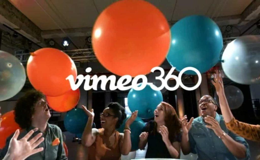 Vimeo 360 Grad Videos Einführung