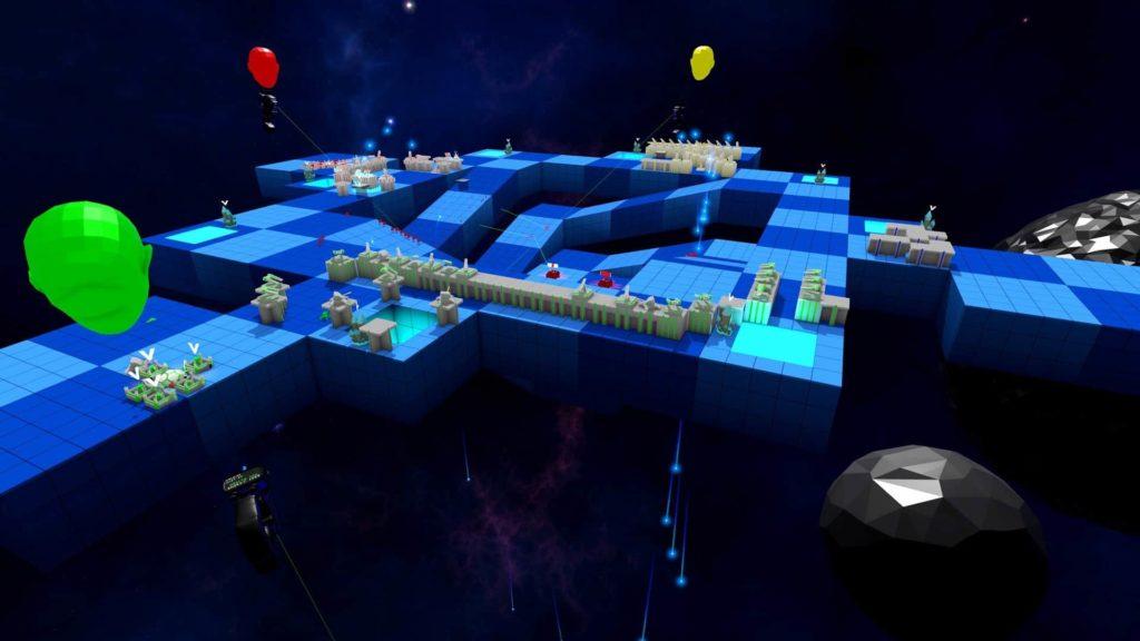 Korix Echtzeit Strategie Spiel für PlayStation VR