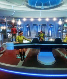 Star Trek: Bridge Crew für PSVR ausprobiert