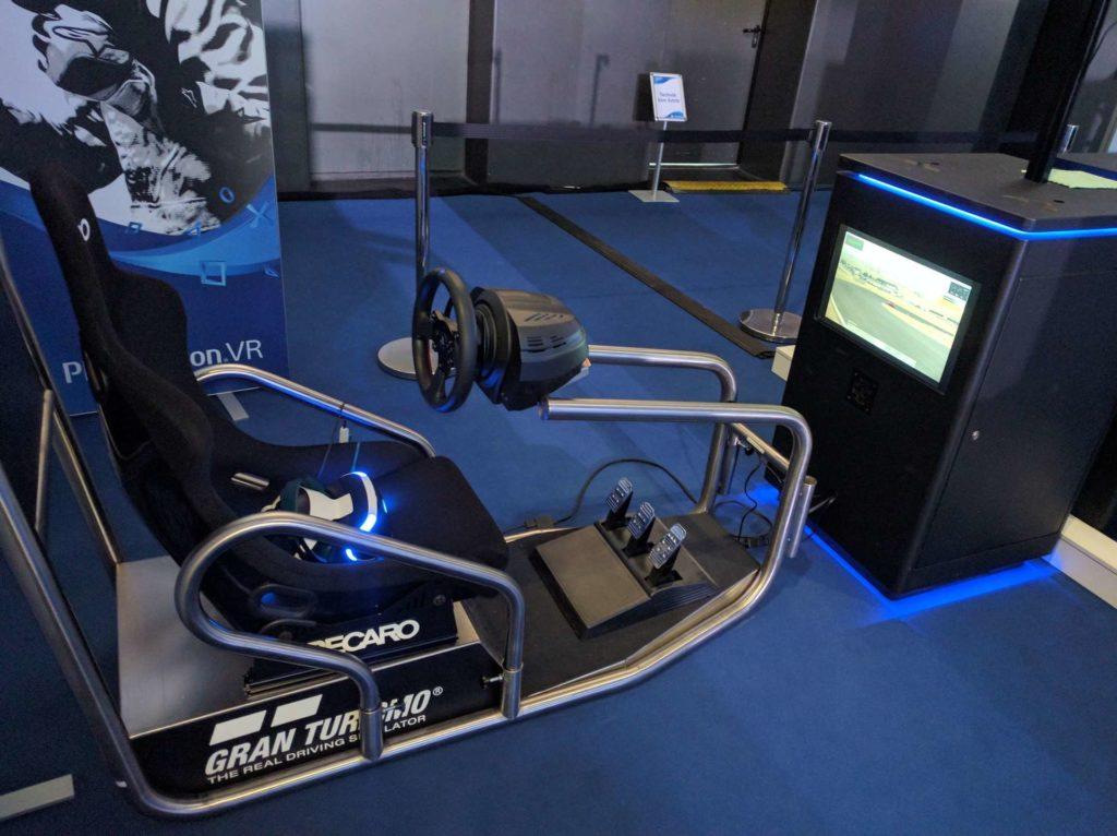 Gran Turismo Sport für PSVR ausprobiert