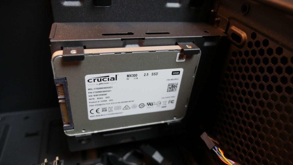 SSD VR PC
