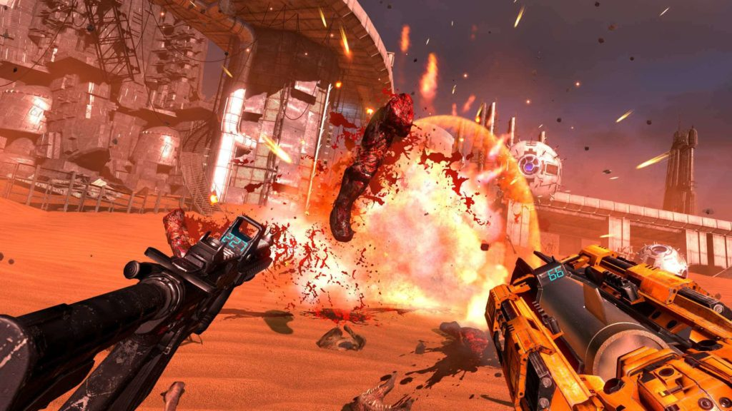 Serious Sam The Last Hope Ingame
