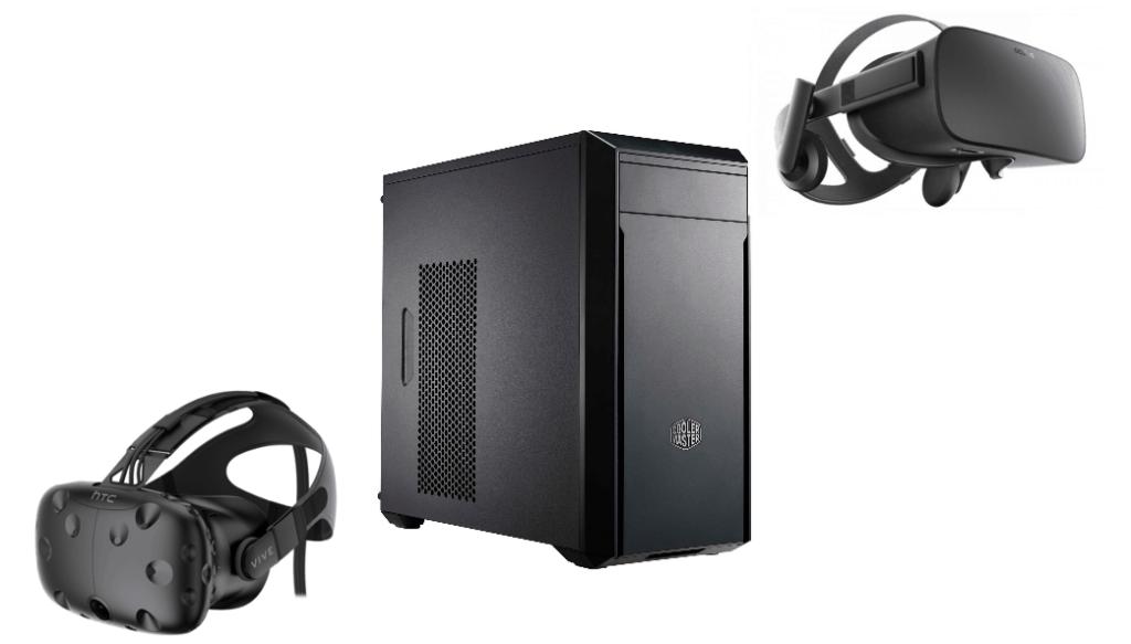 VR PC 2017