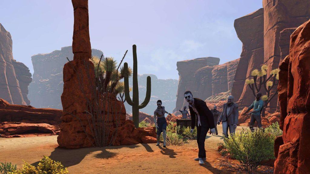 Arizona Sunshine PSVR