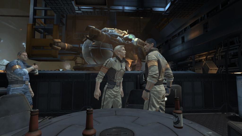 Gunjack 2 End of Shift Screenshot 4