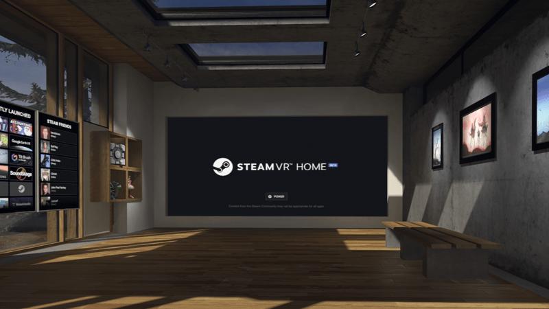 SteamVR-Home
