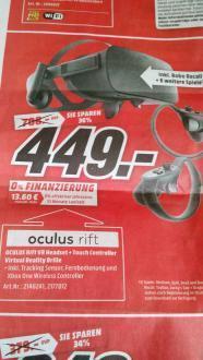 Oculus Rift Media Markt