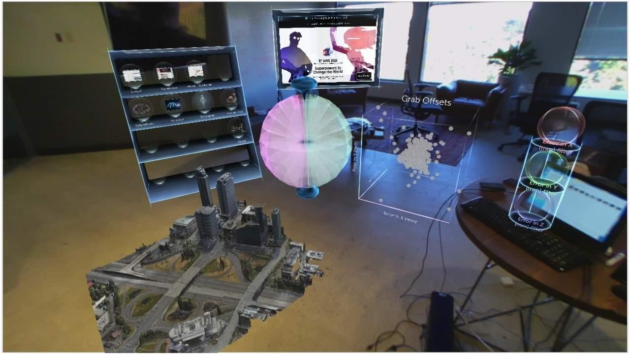 Meta-AR-Workspace