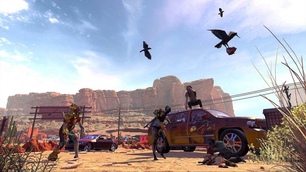 Arizona Sunshine mit PlayStation Aim Controller