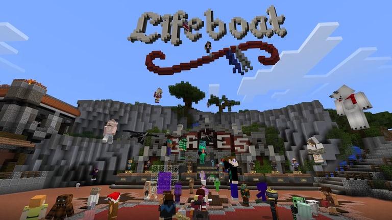 E Minecraft Erhält CrossPlattformSupport Grafikupdate Und Neue - Minecraft ingame spiele