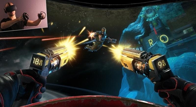 Space Junkies screenshot 1