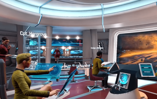 Star Trek: Bridge Crew mit IBM Watson