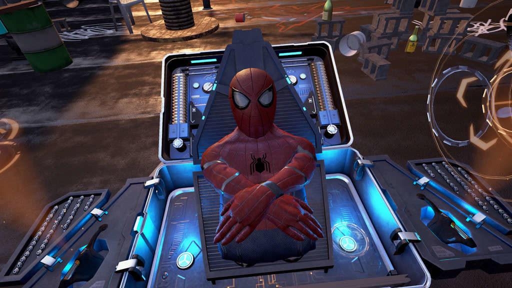 Spider-Man VR